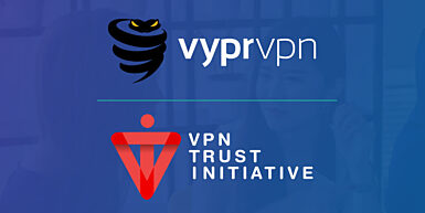 VyprVPN joins i2Coalition's VPN Trust Initiative to proudly demonstrate commitment to user privacy.